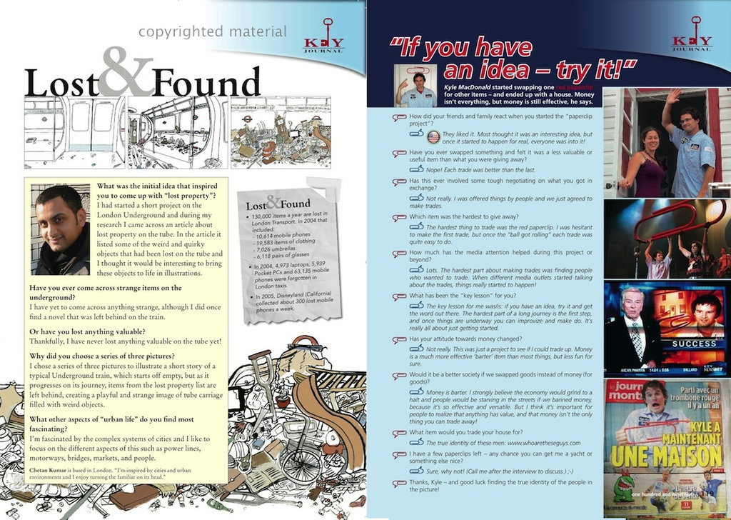 Lost & Found / If you have a dream