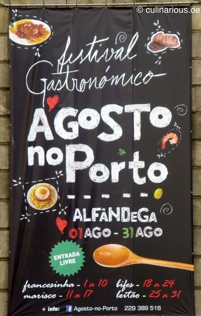 Agosto no Porto